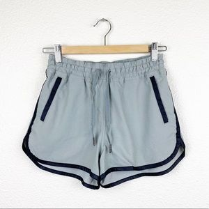 Lululemon Varsity Shorts Workout